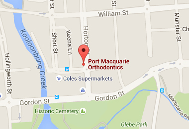 Port Macquarie Orthodontics location
